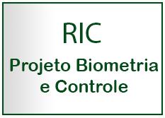 Projetos Biometria e Controle