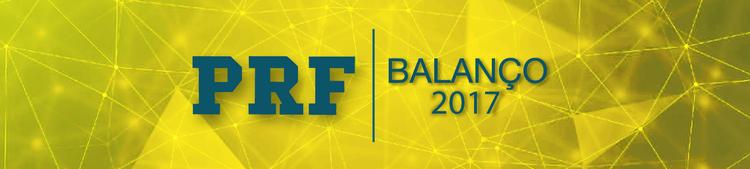 Balanço PRF