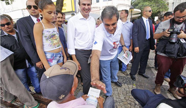 Ministro da Justiça participa de ação contra mosquito aedes aegypti no Ceará