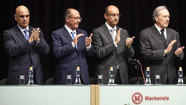 Ministro participa da posse de novo procurador-geral de Justiça de SP