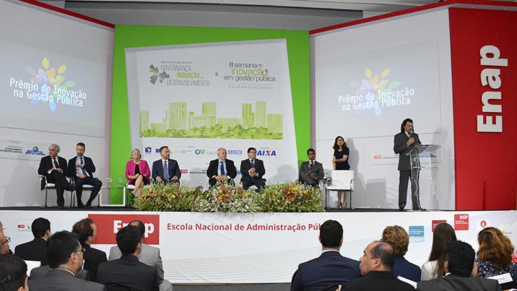 Ministério da Justiça e Cidadania leva três prêmios de inovação em gestão pública