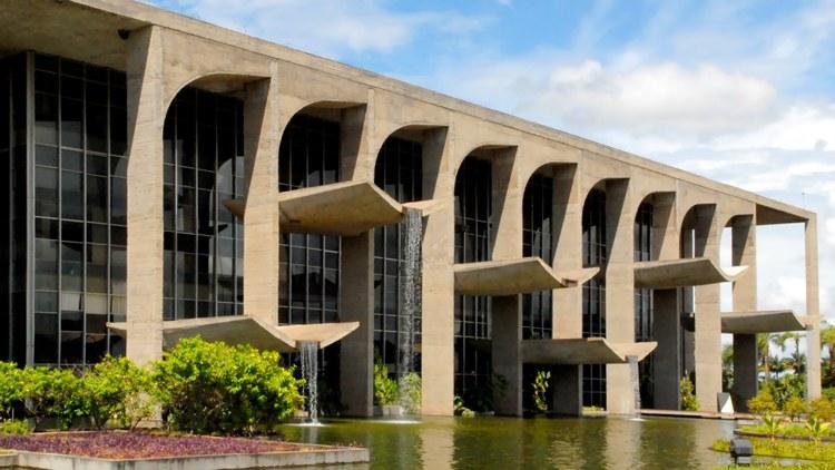 Palácio da Justiça está aberto para visitas guiadas de segunda a sexta-feira