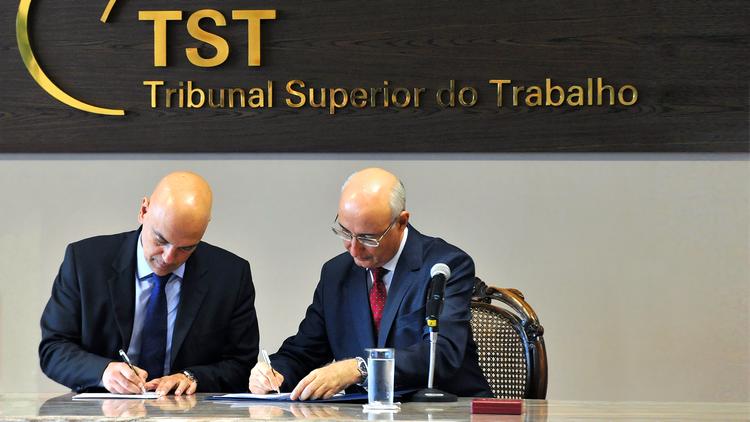 TST ganha laboratório de tecnologia no combate  à lavagem de dinheiro