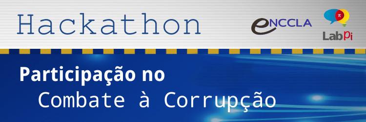 Hackathon de Participação no Combate à Corrupção - LabPi