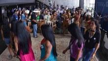 Dança indígenas