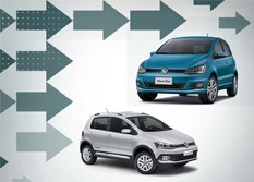 Segundo a Volkswagen, problema pode causar perda do controle da direção e acidentes fatais nos modelos fabricados em 2014 e 2015
