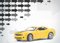 Alerta de recall para veículos Chevrolet Camaro