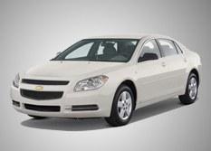Alerta de recall para veículos Chevrolet Malibu