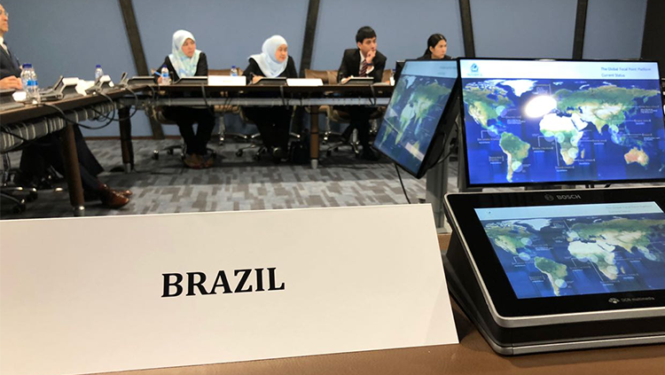 Brasil apresenta experiência em recuperação de ativos