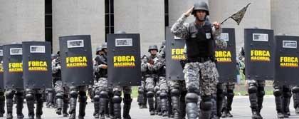 Cardozo diz que tropas federais vão a Salvador para manter ordem pública