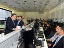 Cardozo e Cid Gomes inauguram Centro Integrado de Comando e Controle de Fortaleza