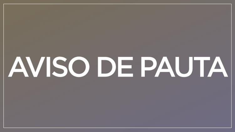 AVISO DE PAUTA