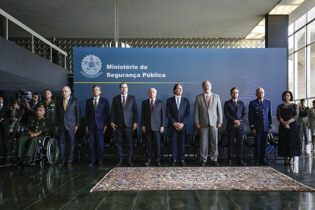 MSP concede Medalha Ordem do Mérito da Segurança Pública a mais de 50 personalidades