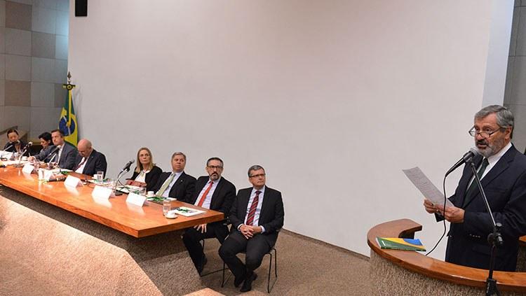 Seminário discute a melhoria do Sistema de Justiça na Infância