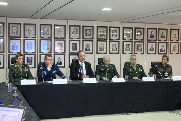 MSP repassa R$ 20 milhões ao Exército Brasileiro para construção de complexo de tiro