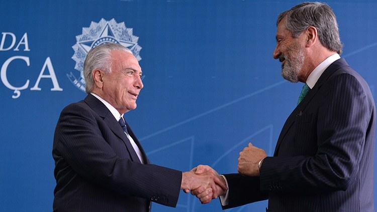 Ministro da Justiça entrega primeira Ordem do Mérito do Ministério da Justiça