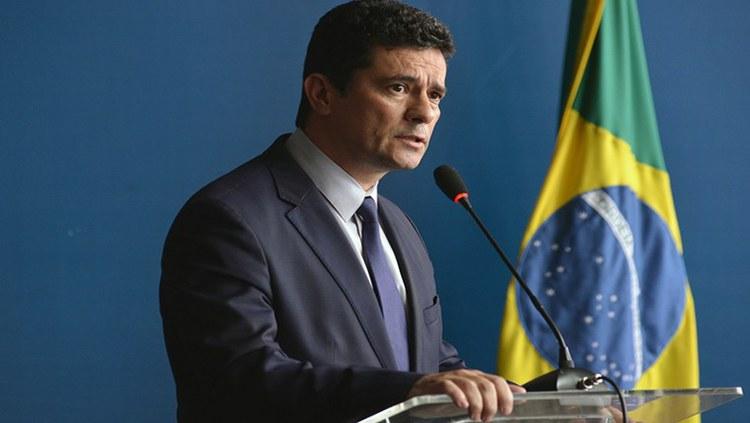 Ministro Sergio Moro participa do Fórum Econômico Mundial em Davos