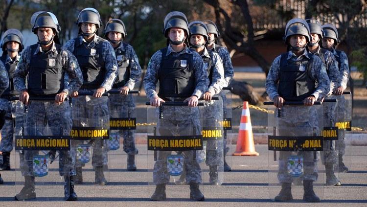 Ministro Sergio Moro autoriza prorrogação da Força Nacional de Segurança Pública no Ceará