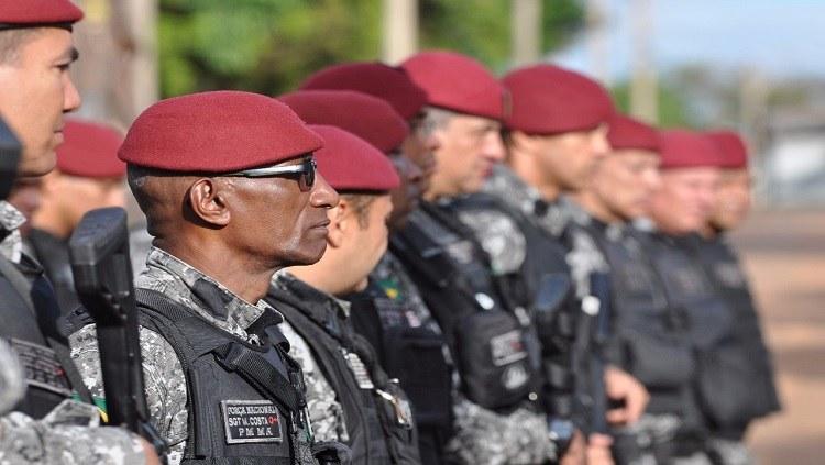 Força Nacional de Segurança Pública se desloca para Belém (PA)