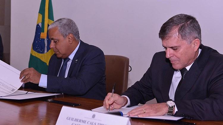 Parceria entre Senasp e Institutos Federais visa capacitação de 800 mil profissionais de segurança pública até 2022
