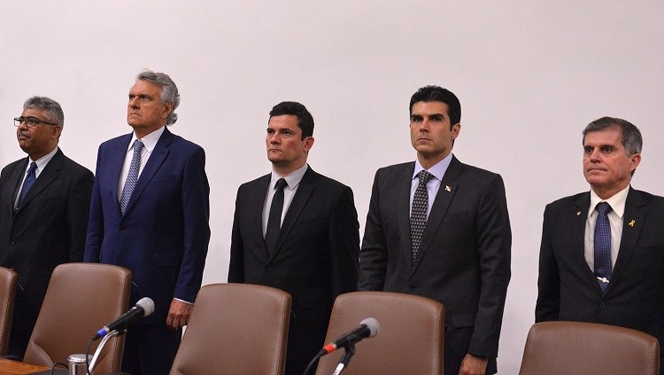 Ministério inicia preparativos para projeto piloto de combate à criminalidade violenta em cinco municípios