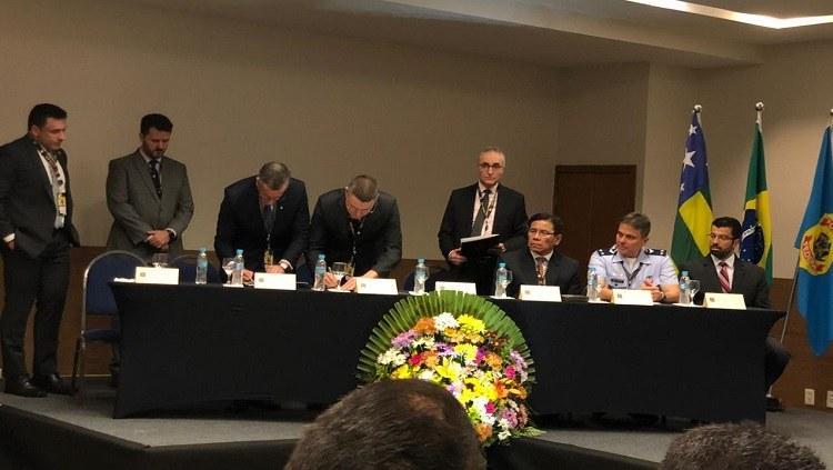 Senad e Polícia Federal assinam acordo para aprimorar a gestão de ativos destinados ao Funad