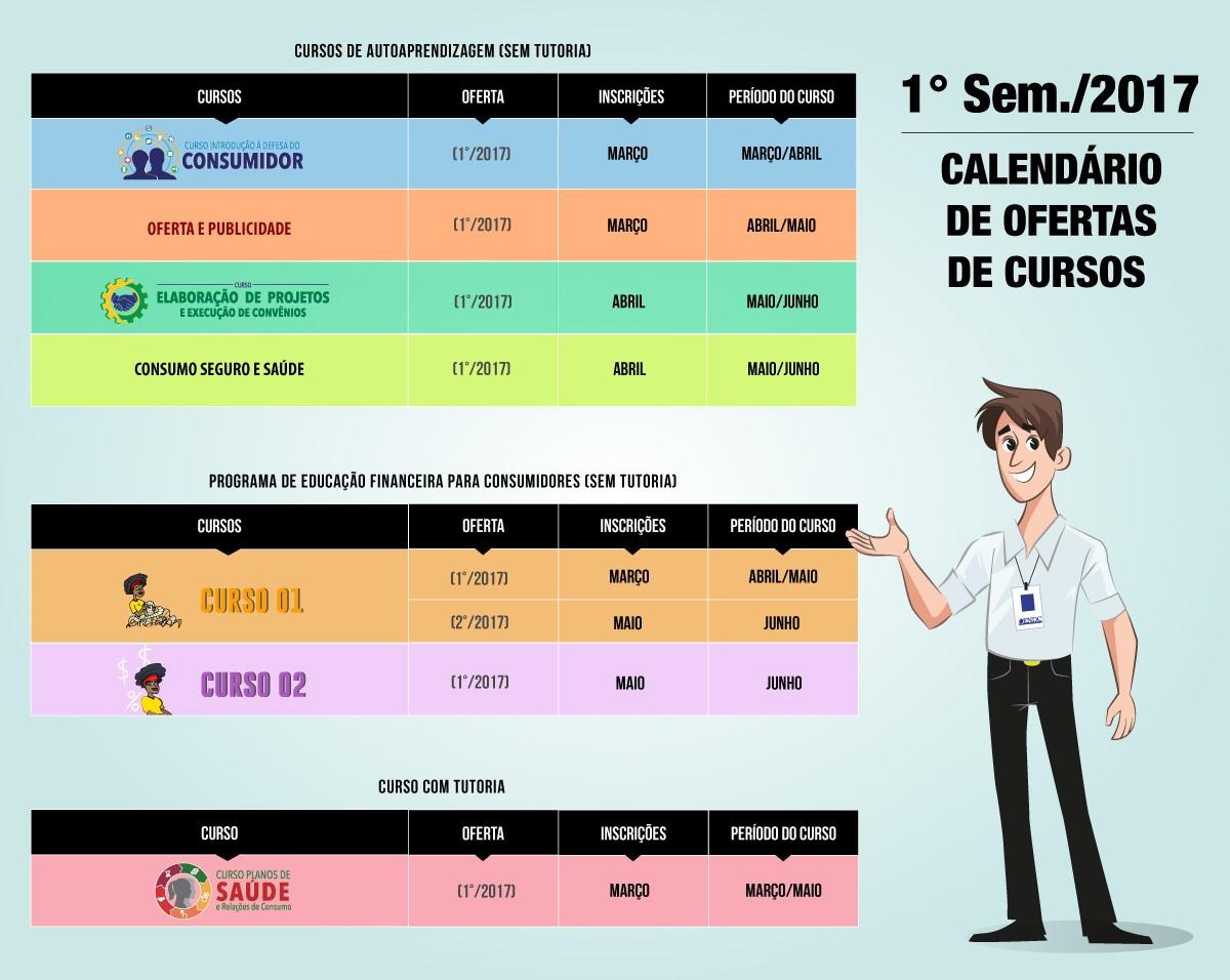 Calendário Escola Nacional
