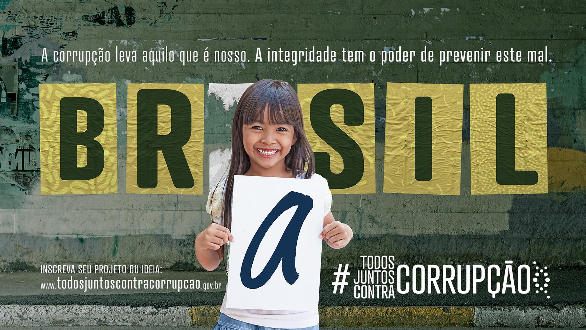 Campanha Todos Juntos contra a corrupção