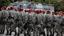 Força Nacional reforça efetivo em RN, SE e RS