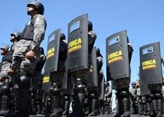 Força Nacional reforça segurança no RJ durante a Copa