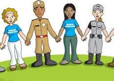 Brasil capacita mais de 90 mil para policiamento comunitário