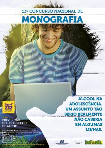 Concurso premia Monografias sobre prevenção às Drogas