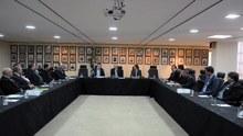 Reunião prefeitos