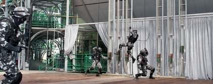 PM do Paraná simula situações de alto risco para a Copa do Mundo