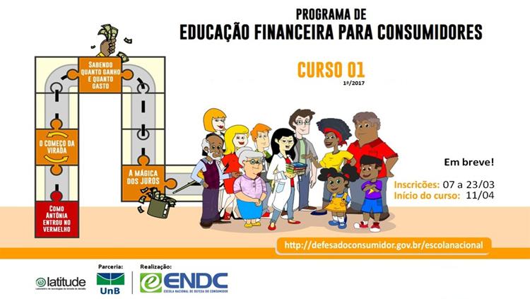 Educação Financeira Consumidores