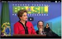 Dilma Roussef dá posse aos Ministros da justiça, da AGU e da CGU